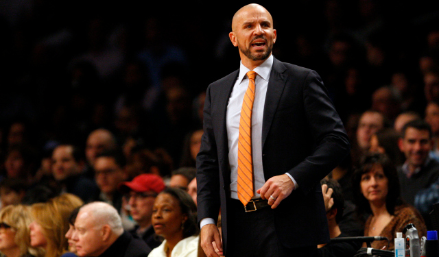 Jason Kidd reportedly wants more power in Brooklyn.    (USATSI)