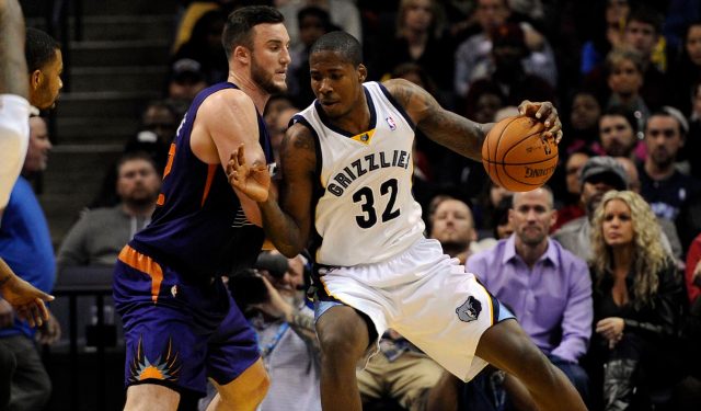 Ed Davis is set to become an unrestricted free agent.