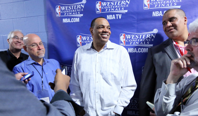 Brooklyn is interested in making Lionel Hollins its next head coach.