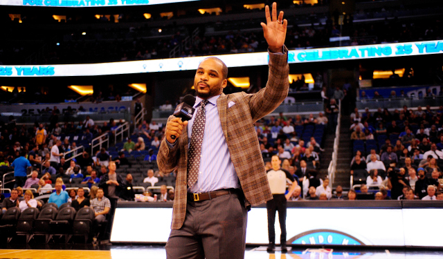 Jameer Nelson leaves Orlando after 10 years of service.
