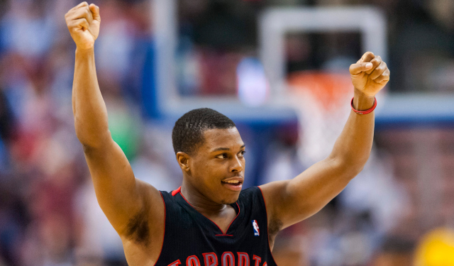Kyle Lowry isn't done in Toronto.