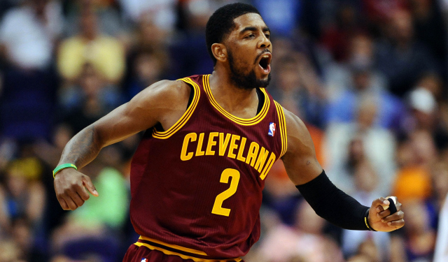 Report: Cavs flying to New Jersey to offer Kyrie Irving the max