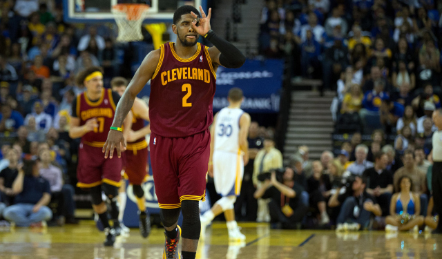 Kyrie Irving is a max player.