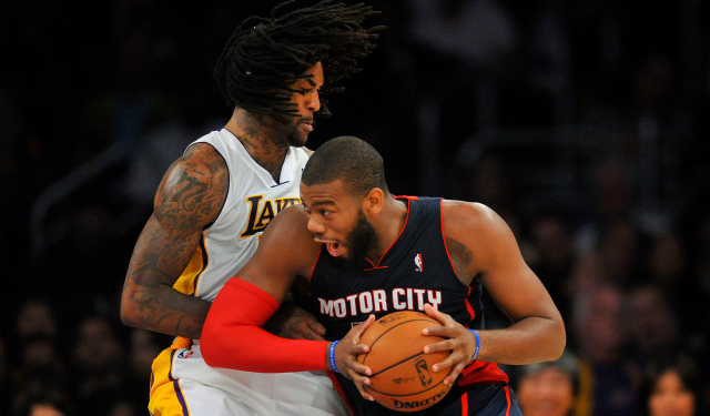 The Lakers reportedly might look at Greg Monroe in free agency.