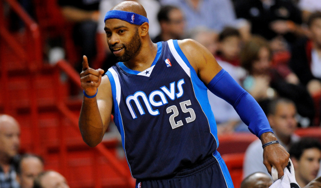 Miami and Vince Carter reportedly have mutual interest.