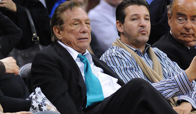 Donald Sterling is in a dispute with Shelly Sterling.