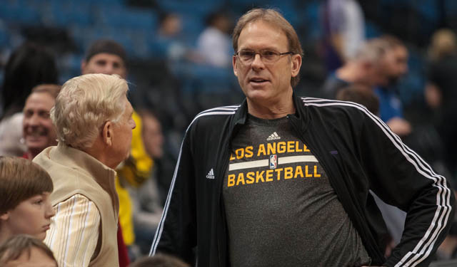 Kurt Rambis would fit nicely as lead assistant for the Knicks.