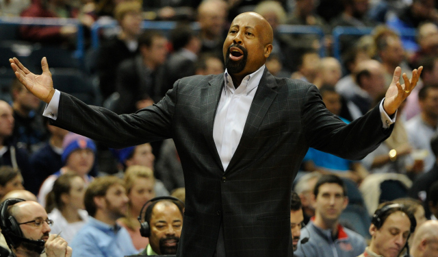 Mike Woodson is going to Hollywood.