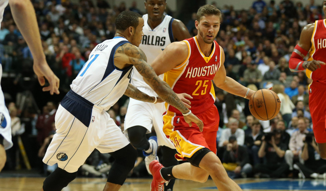 Houston has 72 hours to match Chandler Parsons' offer sheet.