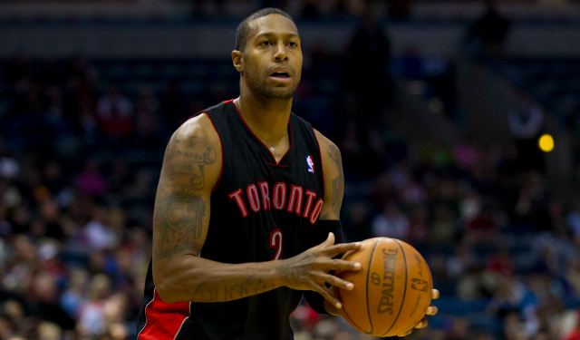 James Johnson is reportedly heading back to Toronto.