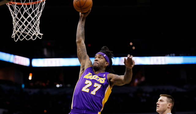 Jordan Hill is coming back to Los Angeles.