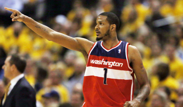 Trevor Ariza is headed to Houston.