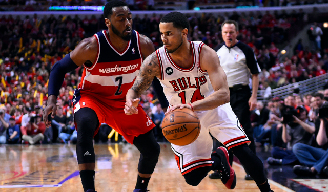 D.J. Augustin is reportedly heading to Detroit.