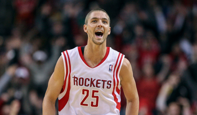 It's a big day for new Maverick Chandler Parsons.