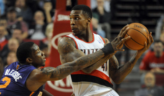 Thomas Robinson is out for the rest of summer league.