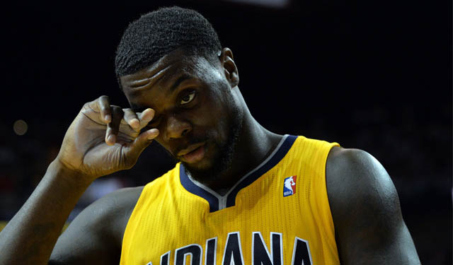 How do the Pacers replace what Stephenson gave them?