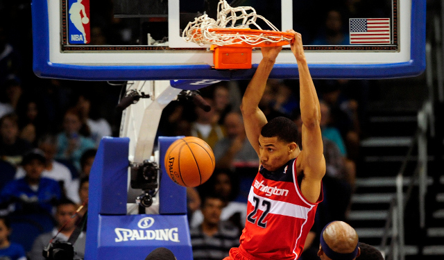 Otto Porter is impressive when aggressive.