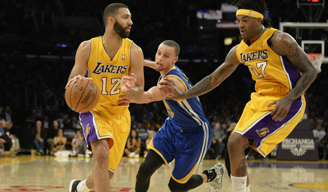 Marshall has been waived to make room for somebody on Lakers' roster.