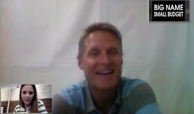 1eeb40bae676 WATCH  Steve Kerr s scouting report of Stephen Curry s daughter Ryan ...
