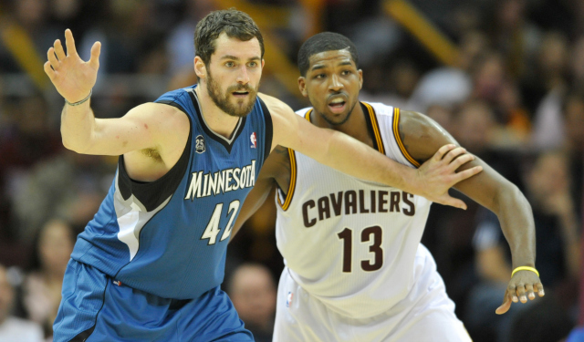 Cleveland is reportedly doing all it can to make a Kevin Love trade happen.
