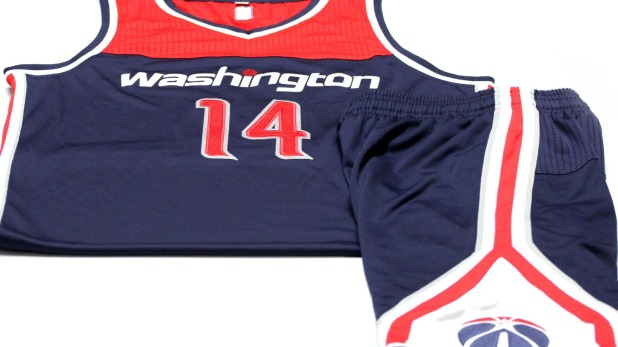 The Wizards have new alternates.