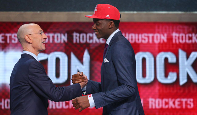 Clint Capela will join the Rockets this season, after all.