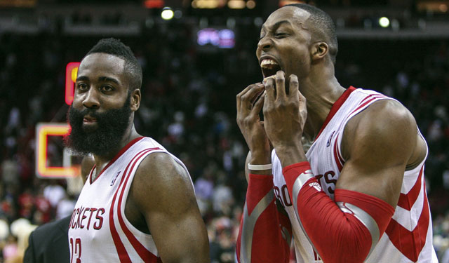 Should Harden say rest of team is just role players?