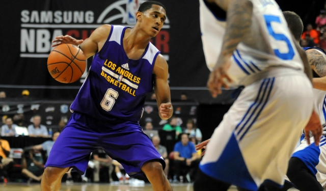 Jordan Clarkson shines at summer league.  (USATSI)