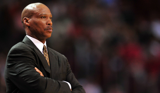 Byron Scott is the new coach of the Lakers.