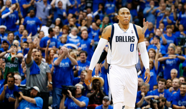 Shawn Marion is likely walking away from Dallas.