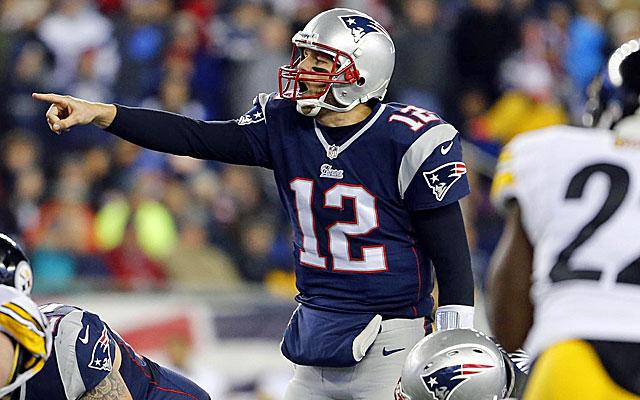 Tom Brady and the Patriots kick off the NFL season on Sept. 10 vs. the Steelers. (USATSI)