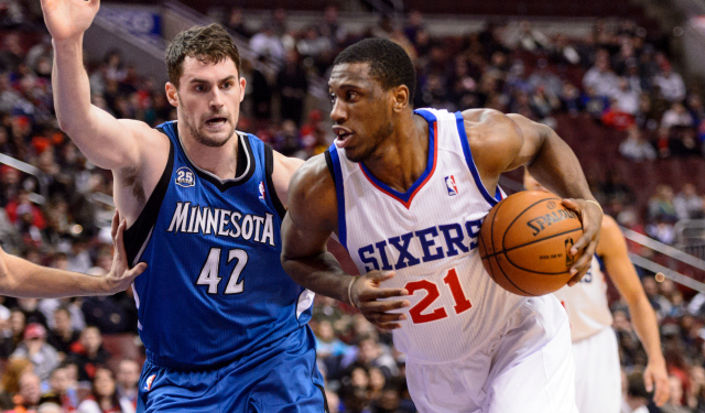 Minnesota reportedly wants Thaddeus Young to be its new starting power forward.