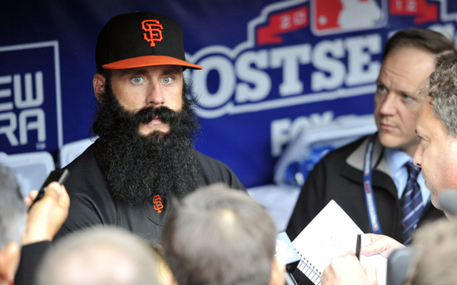 Brian Wilson missed the entore 2012 season after Tommy John surgery. (USATSI)