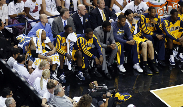 The Pacers' offseason is only about the George injury at this point.