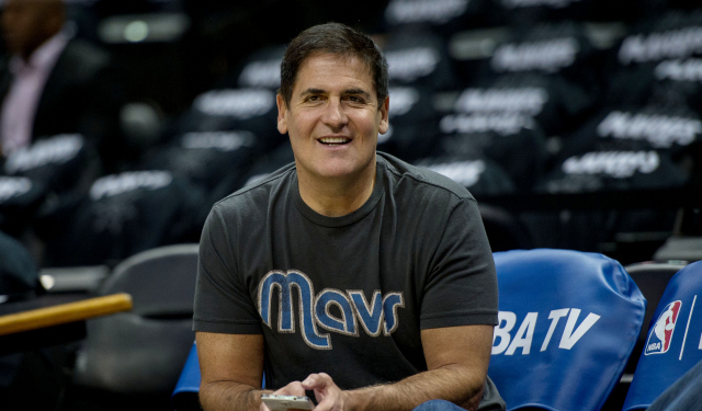 Mark Cuban wants the NBA to rethink international competition.