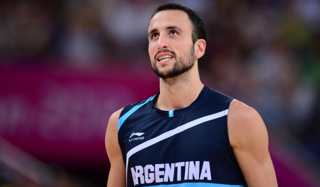 Manu Ginobili is likely finished with international competition.