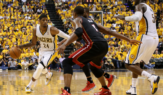 Paul George can't carry the Pacers next season.