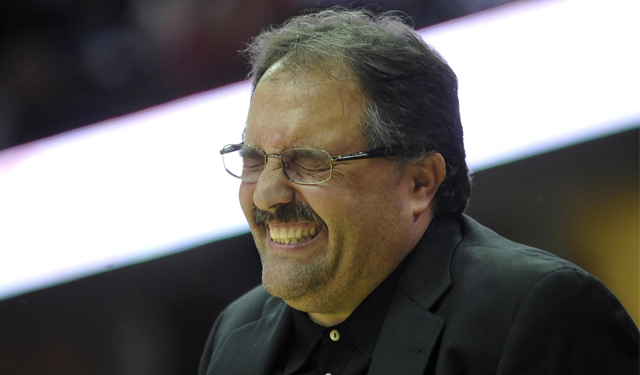 Stan Van Gundy holds the keys to Motor City now.