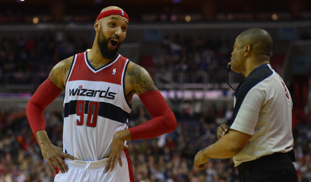 Drew Gooden is happy to represent Finland.  (USATSI)