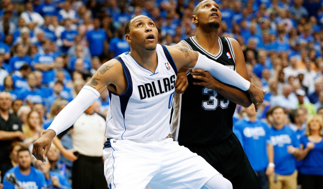 Indiana is reportedly targeting players other than Shawn Marion.  (USATSI)