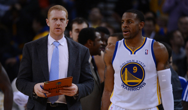 Brian Scalabrine is going on the record about the Warriors.  (USATSI)