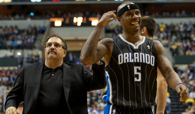 Quentin Richardson is reportedly joining Stan Van Gundy in Detroit.  (USATSI)