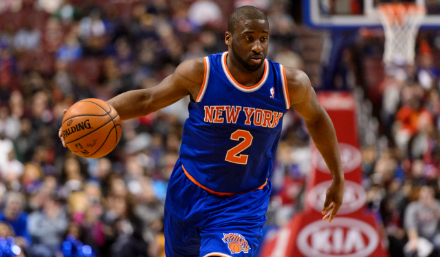 Raymond Felton is out for the regular season's first four games.  (USATSI)