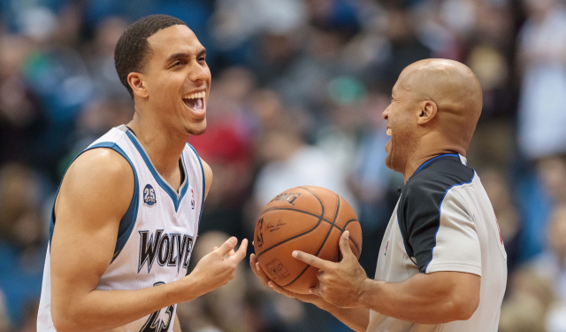 Kevin Martin is expected to remain in Minnesota.  (USATSI)