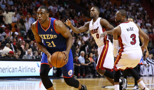 Thaddeus Young is reportedly headed to Minnesota.  (USATSI)