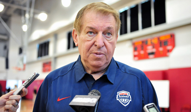 Jerry Colangelo said that it's still possible to add a player to Team USA.  (USATSI)