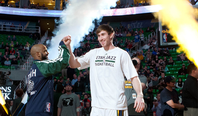 The Jazz decided to pay big money to Hayward the next four years.