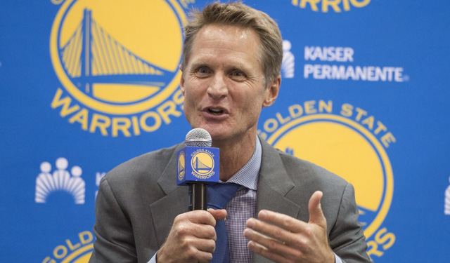 Was Steve Kerr the missing piece for this team?