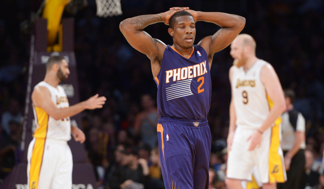 Eric Bledsoe is in restricted-free-agent limbo.  (USATSI)