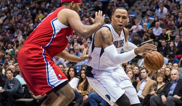 The Clippers are targeting Shawn Marion.  (USATSI)